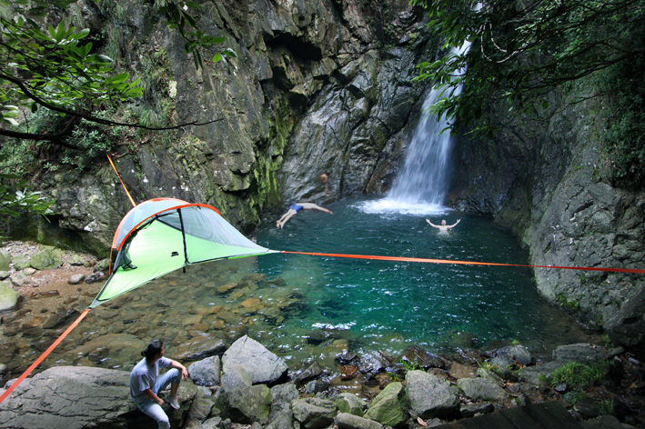 pictures from TentSile & Tentsile Tree Tent - Guide Pro